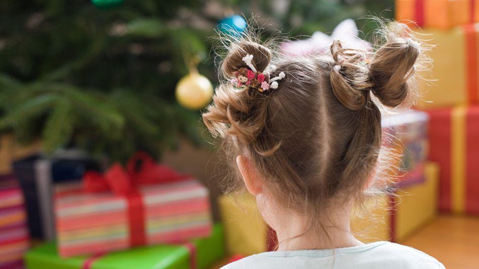 Bescherung: Weihnachten ist für Kinder emotional und aufreibend