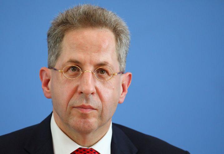 Verfassungsschutzchef Hans-Georg Maaßen