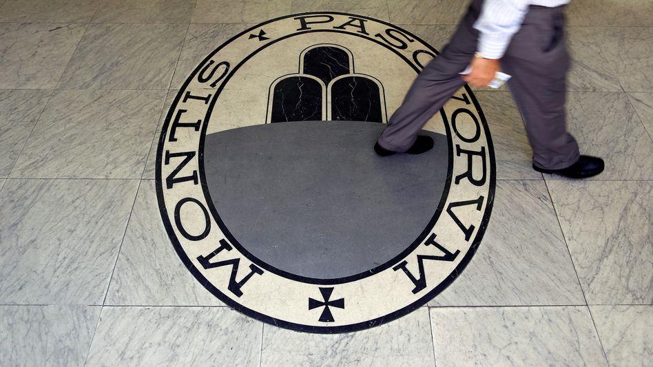 Logo von Monte dei Paschi