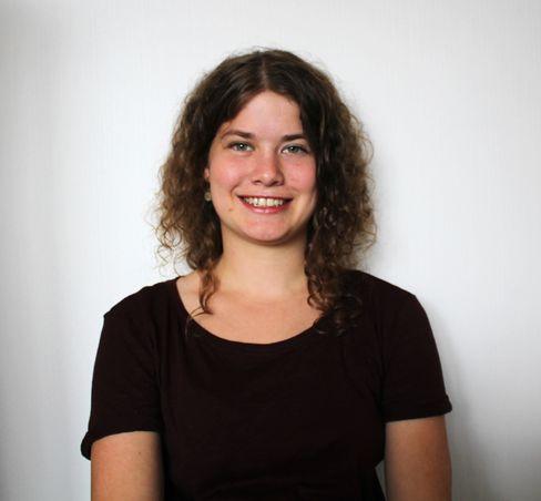 Masterstudentin Sophia Reinhardt