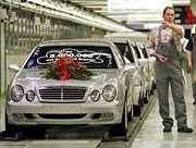 Mercedes-Fließbandarbeiter: Zukunft als Arbeitsnomade