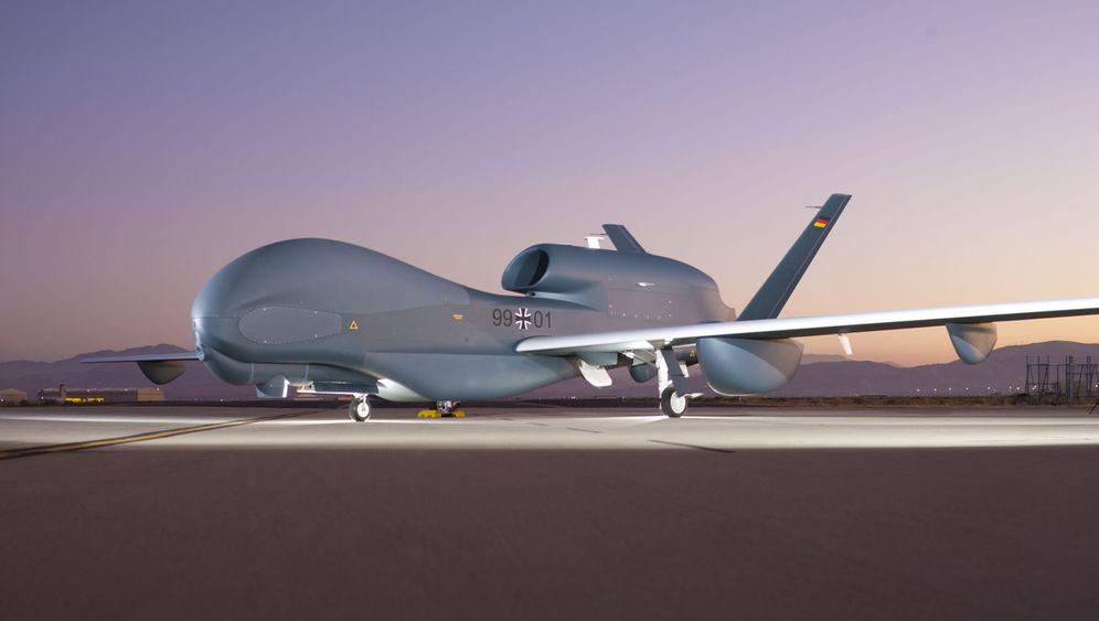 Militärtechnologie: Bewaffnete Drohnen
