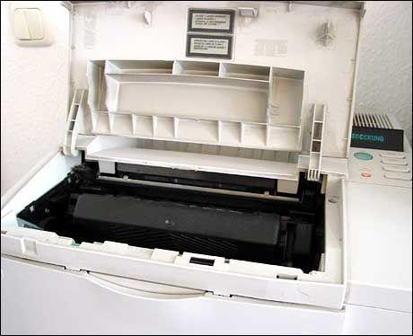 Laserdrucker: Verbraucht nicht nur Toner oder Tinte, sondern je nach Modell auch jede Menge Strom
