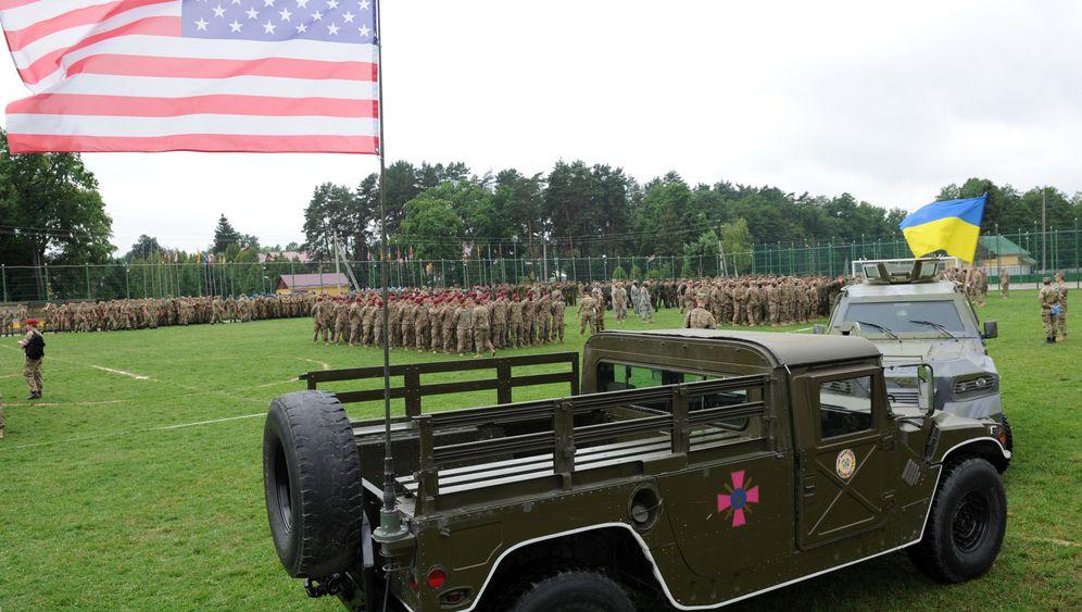 """""""Rapid Trident"""": 2000 Soldaten aus 18 Ländern"""