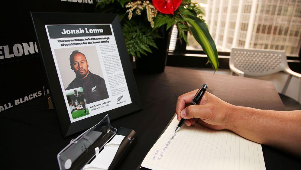 Rugby: Trauer um eine Legende