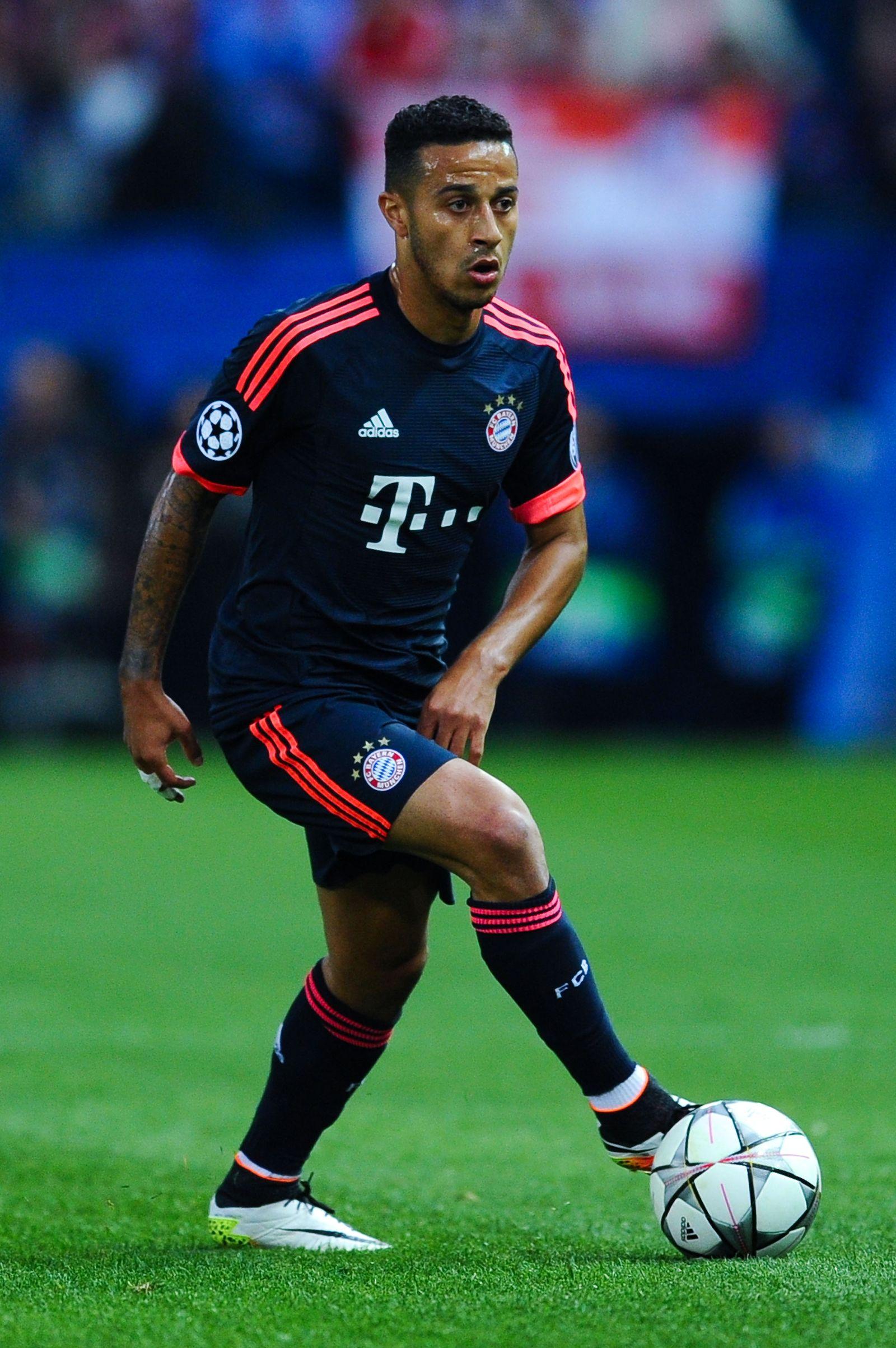 Bayern München/ Spieler/ Thiago Alcantara