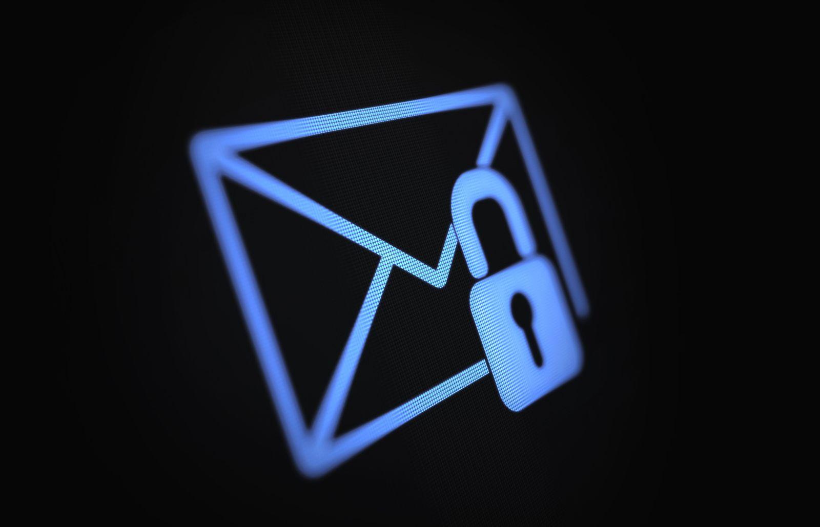 EINMALIGE VERWENDUNG Email/ Encryption