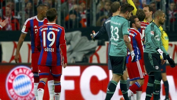Bundesliga: Bayern verliert Boateng und Punkte