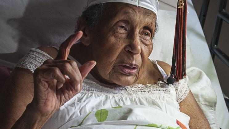 Reba Williams: Sie musste fast 90 Jahre auf ihre Abschlussfeier warten