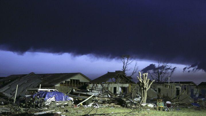 Wirbelsturm in USA: Die Folgen des Tornados