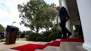Präsident im Schuldenpalast