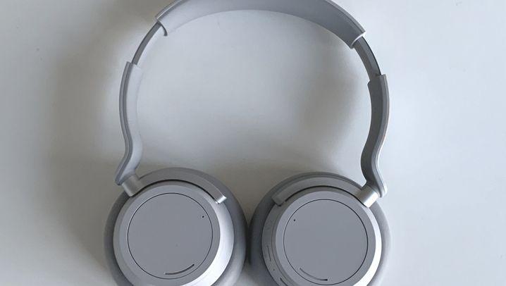 Kopfhörer-Check: Microsoft Surface Headphones im Test