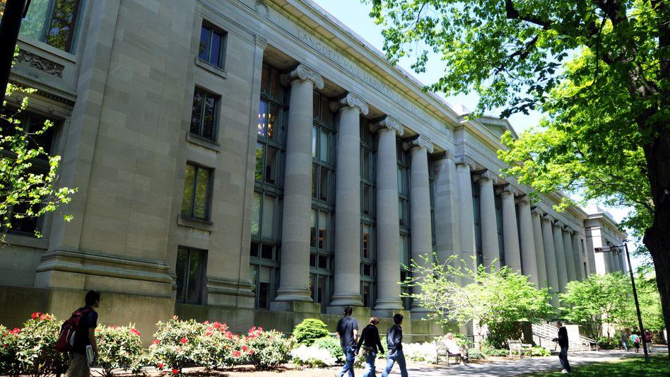 Harvard-Universität: Studenten an US-Elite-Unis haben lange Leselisten