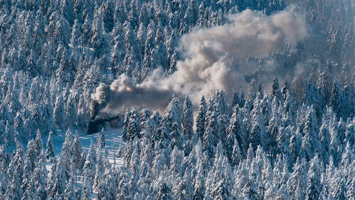 Minustemperaturen: Kälte hält Europa im Griff