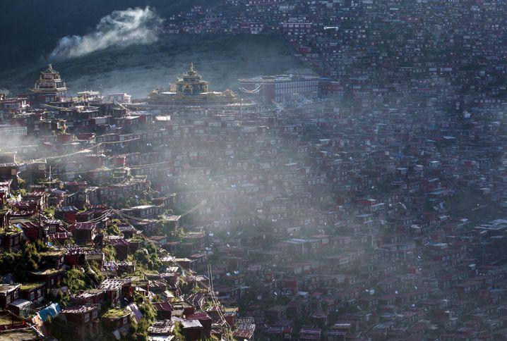 Buddhistische Ansiedlung Larung Gar