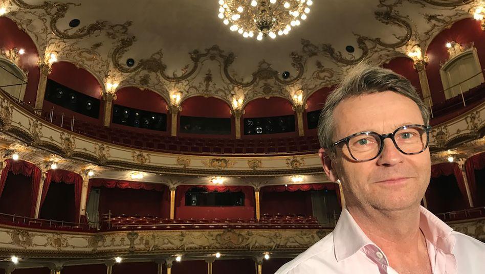 Theaterunternehmer Heinersdorff: »Wir halten das nicht lange durch«
