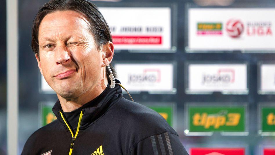 Salzburg-Trainer Schmidt: Kommende Saison in Leverkusen