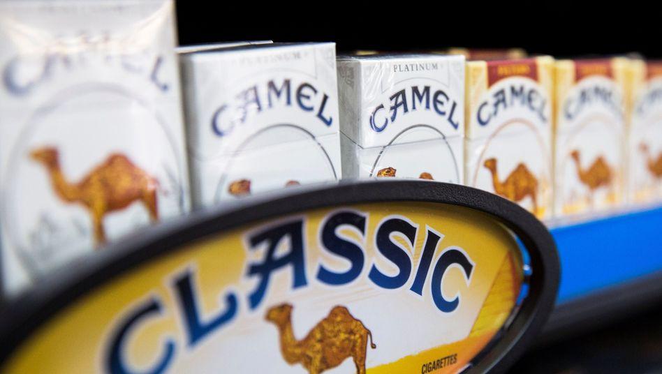 Camel-Zigaretten