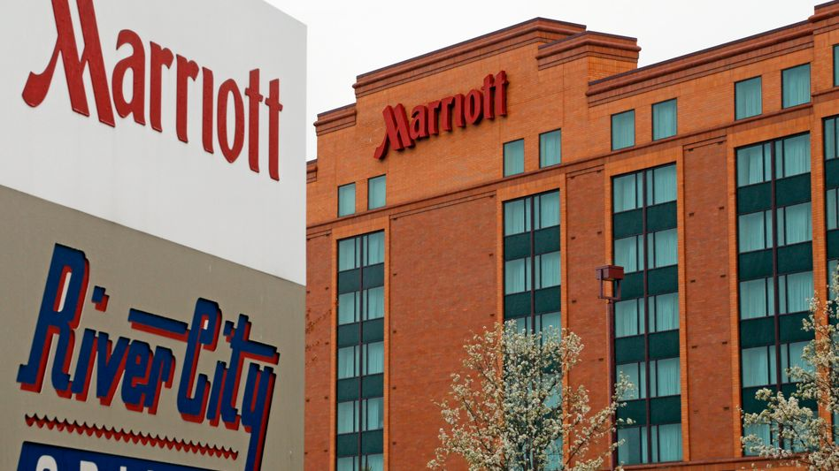 Marriott Hotel in Pennsylvania