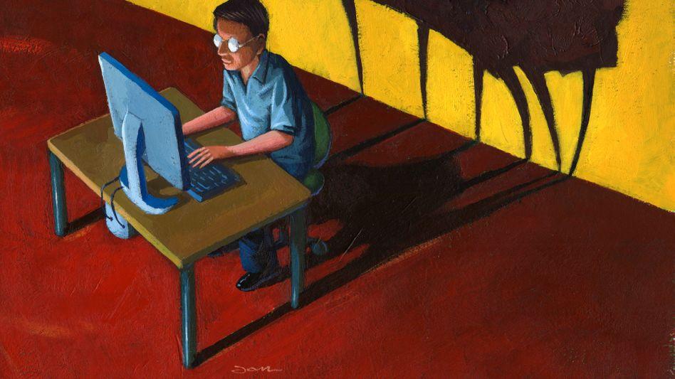 Computerspionage: Schüler erschlichen Passwörter der Lehrer