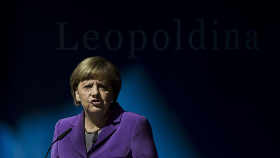 Angela Merkel: Angenehm ideologielos