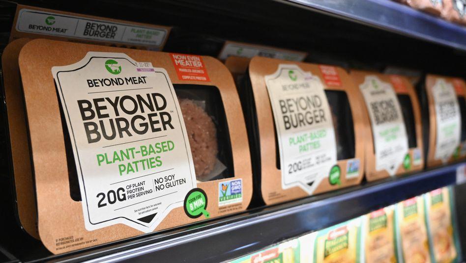 Beyond-Meat-Burger: Bald auch bei McDonald's