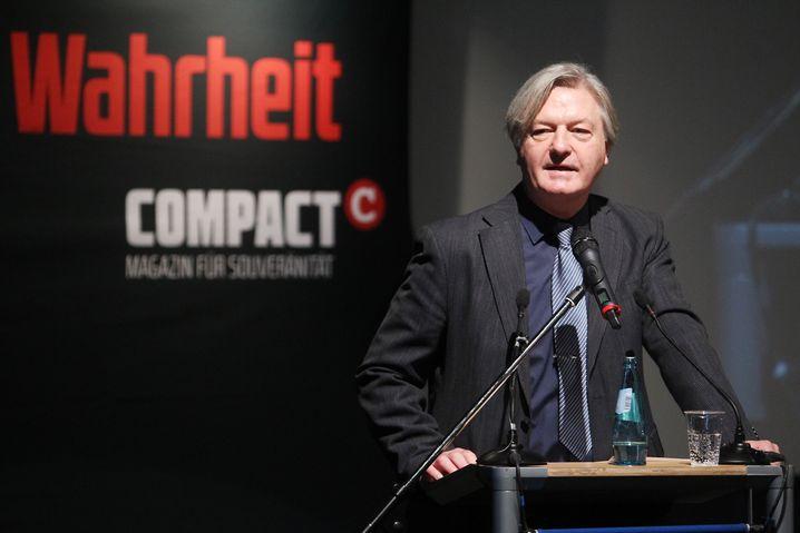 Jürgen Elsässer (im November 2013)