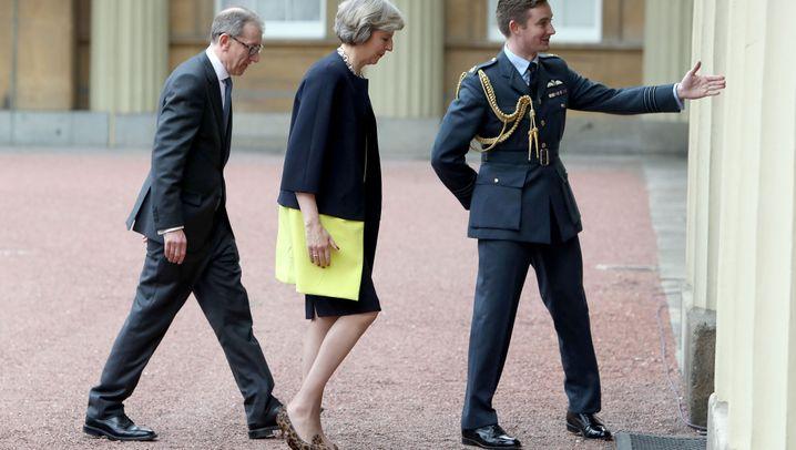 Kabinett May: Die neue britische Regierung