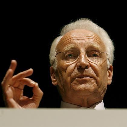 Ex-Ministerpräsident Stoiber: Keine Stellungnahme