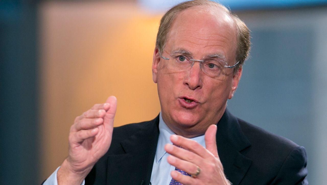 """Blackrock-Chef Larry Fink: """"Wenn wir diese Krise überstanden haben, wird die Welt eine andere sein"""" - DER SPIEGEL - Wirtschaft"""