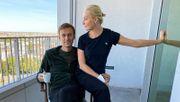 Nawalny kritisiert russische Behörden - und fordert Herausgabe seiner Kleidung