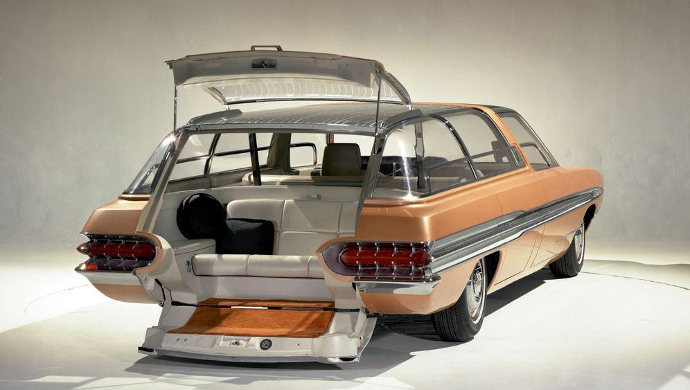 Schönes Ding: Ford Aurora: Geht schonmal nach hinten