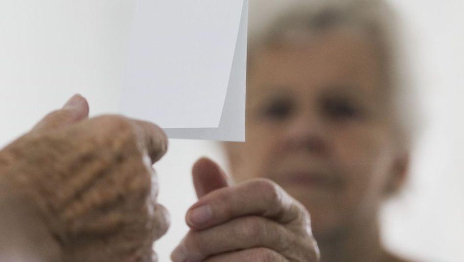 Demenz-Test beim Arzt: Lernen, im Jetzt zu leben