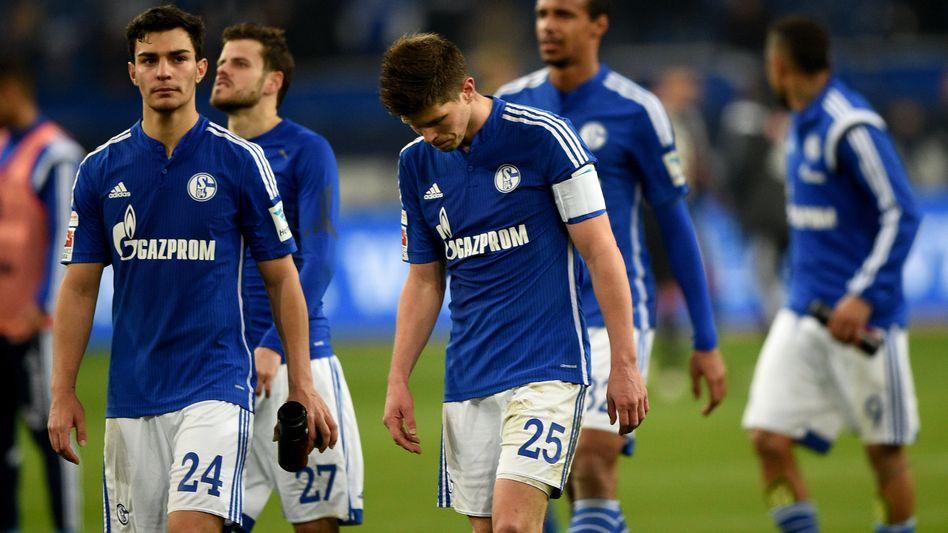Schalke-Profi Ayhan (l.): Exzellente Qualität
