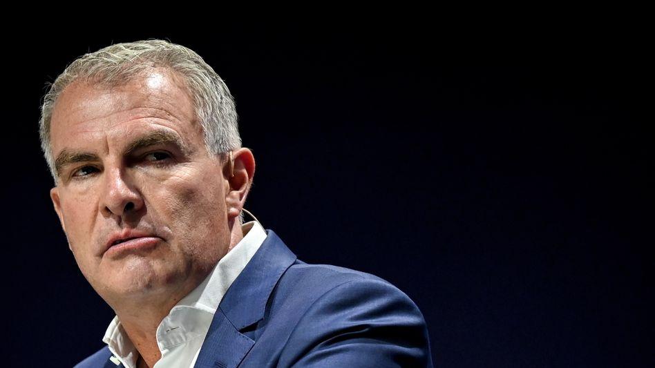 Lufthansa-Chef Carsten Spohr: »Vor der Bundestagswahl, das muss man abschreiben«