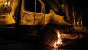 Erneut Zusammenstöße von Jugendlichen und Polizei