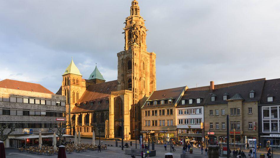 Tatort Kilianskirche in Heilbronn