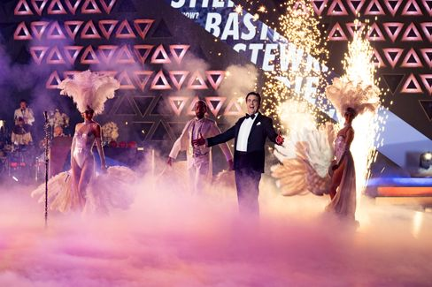 Comedian Bastian Pastewka in Hochform