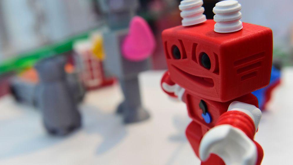 Studie: Deutsche Firmen beim 3D-Druck weltweit vorn