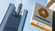 Commerzbank macht 2,9 Milliarden Euro Verlust