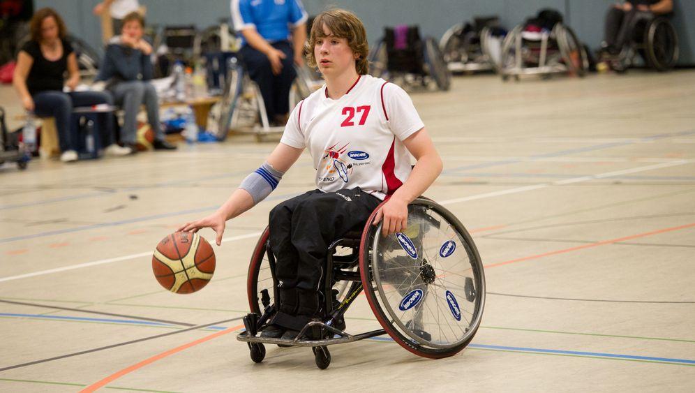 Rollstuhlbasketball: Wenn Räder die Welt bedeuten