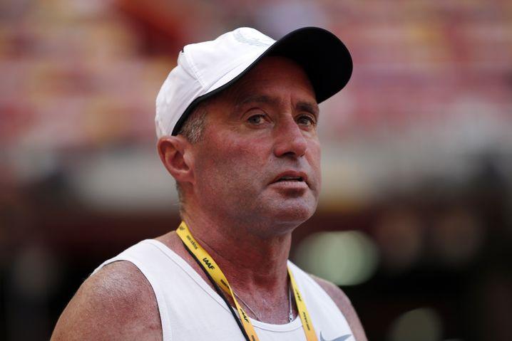 Alberto Salazar war einst selbst Marathonläufer