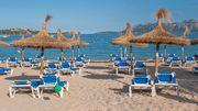 Wer wirft als Erster sein Handtuch auf Mallorcas Liegen?