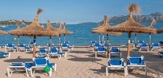 Mallorca: Wettlauf zwischen Briten und Deutschen - wer wirft als Erster sein Handtuch auf die Liegen?