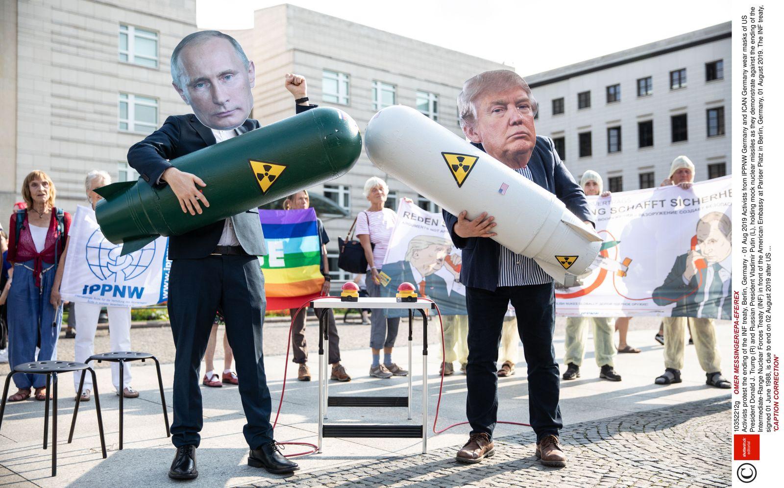 INF Vertrag Demo