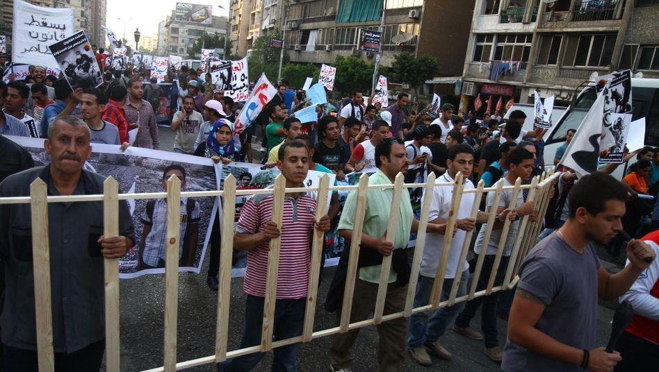 Massenprozess: Ägyptisches Gericht verurteilt Hunderte Muslimbrüder zum Tode