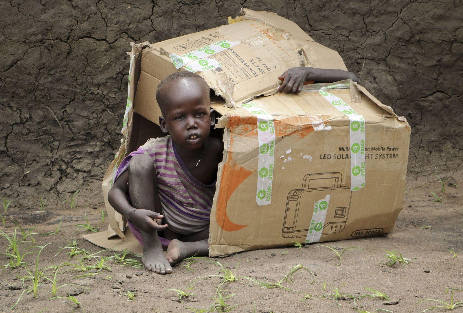 Zerbrechlicher Frieden im Südsudan