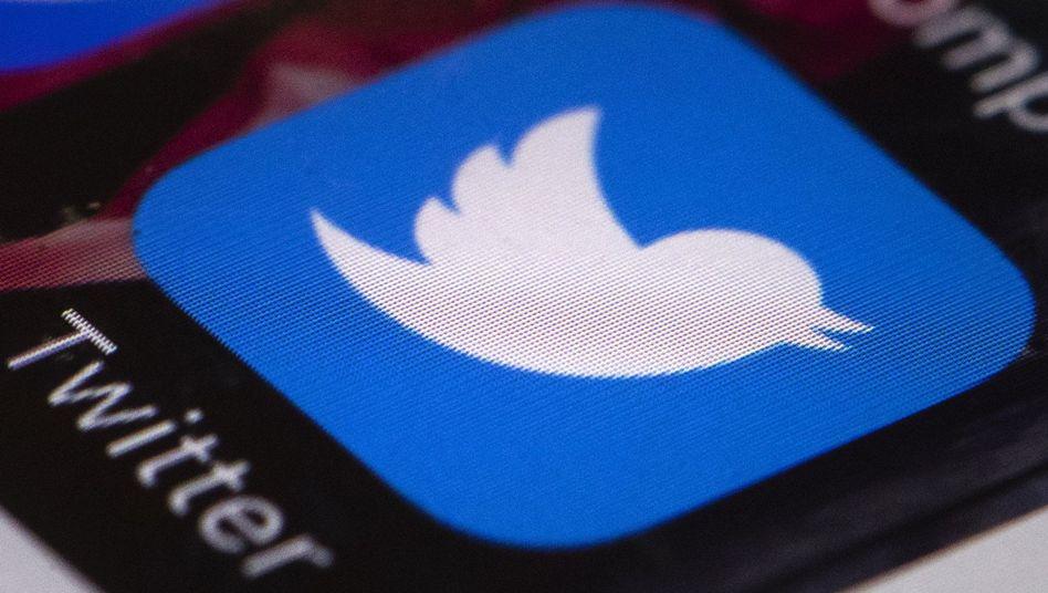 Die Twitter-App