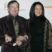 Bild aus glücklichen Tagen: Ehepaar Williams bei Preisverleihung