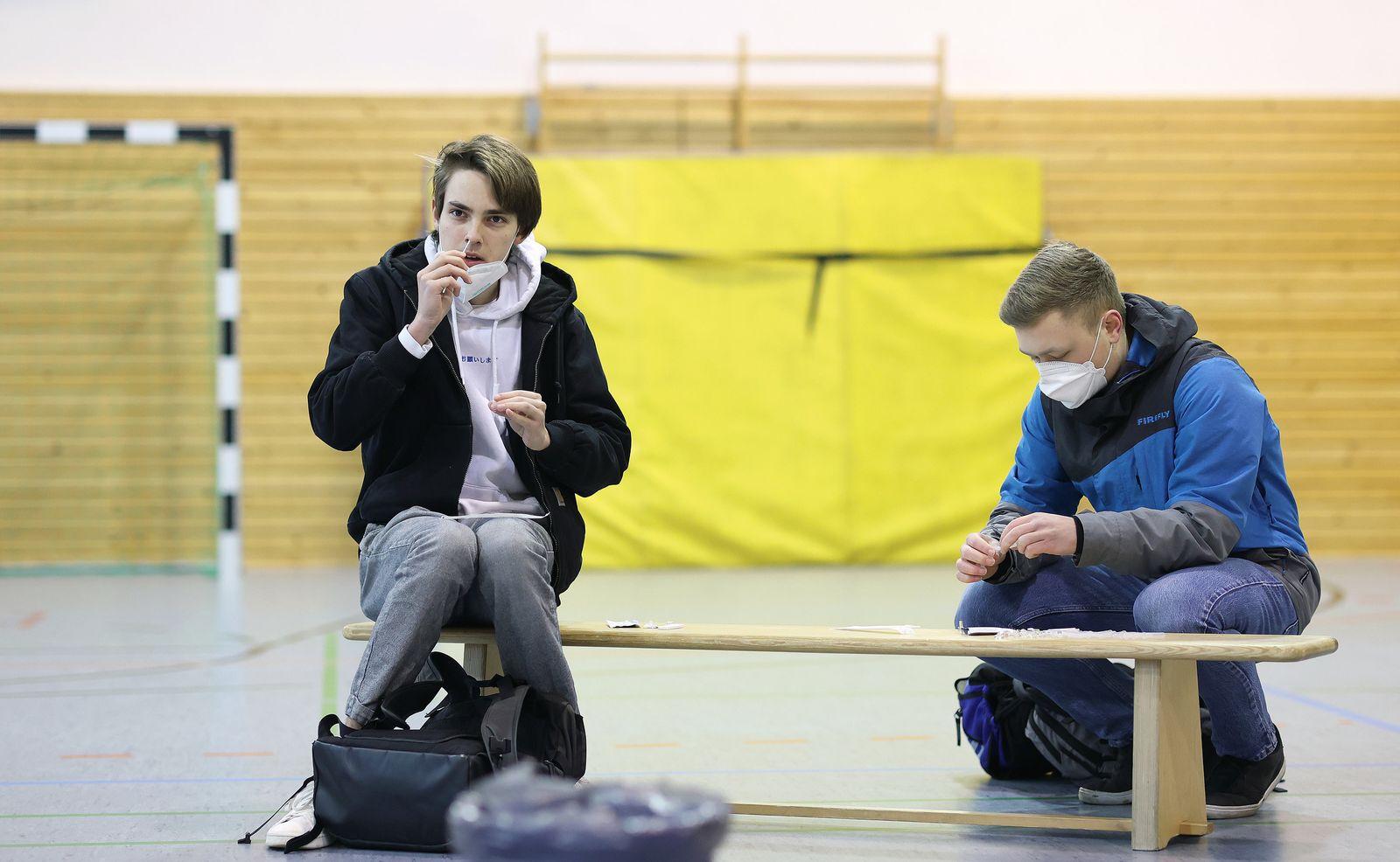 Coronavirus - Öffnung Schulen - Magdeburg